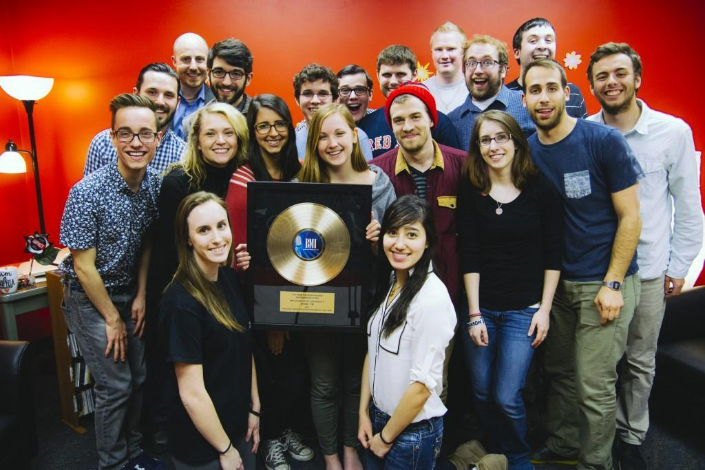 2015 MAB College Radio Station of the Year
