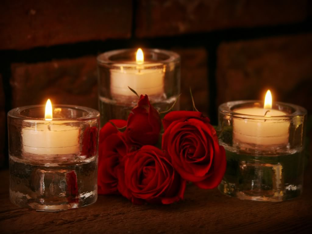 roses-and-candles