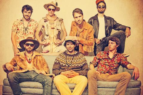 Joe Hertler & The Rainbow Seekers @ SXSW