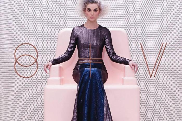Album Review: St. Vincent's Self-Titled