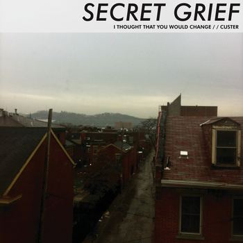 Spotlight: Secret Grief's I Thought That You Would Change // Custer