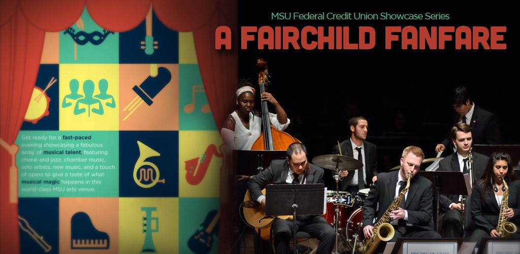 Fairchild Fanfare Graphic