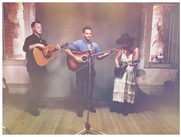 Photo: Lone Bellow