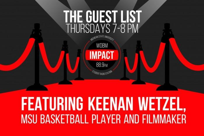 Keenan Wetzel – The Guest List 2/26/15