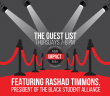 The Guest List Rashad Timmons