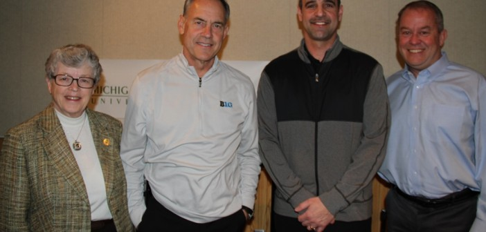 MSU Today | Mark Dantonio and Tom Anastos