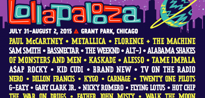 What Not to Miss at Lolla