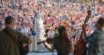 Photo: Great Lakes Folk Festival