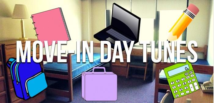 Move-In Day Tunes