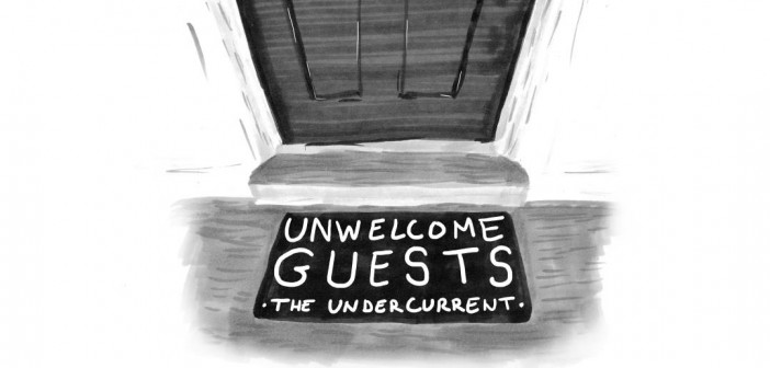 S1E14: Unwelcome Guests