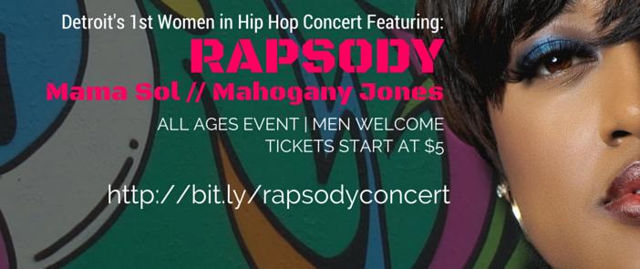Rapsody to Headline Women in Hip Hop Concert June 17