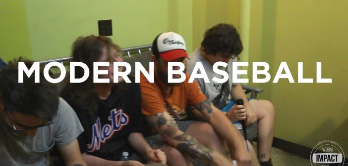 Modern Baseball Plays Cards Against Humanity: Exclusive Interview with Impact89FM
