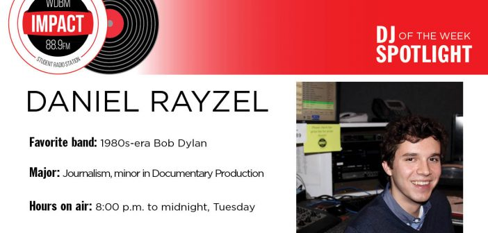 DJ Spotlight of the Week | Daniel Rayzel