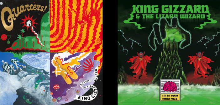 King Gizzard and the Lizard Wizard | Over & Under