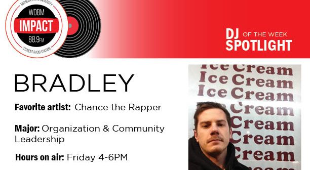 DJ Spotlight of the Week | Bradley