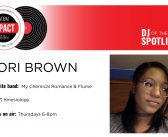 DJ Spotlight of the Week | Tori Brown