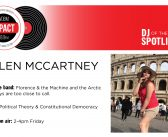 DJ Spotlight of the Week | Ellen McCartney