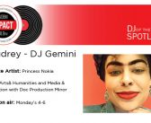 DJ Spotlight of the Week | Audrey