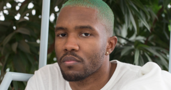 How Frank Ocean's Changing the Way Hip-Hop Sees Sexuality