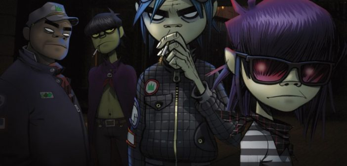 Throwback Thursday – Fire Coming Out of the Monkey's Head | Gorillaz