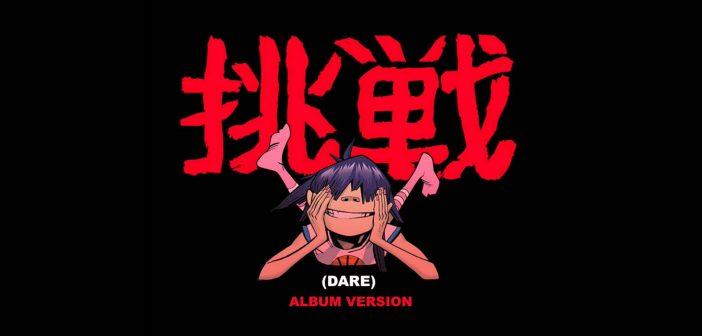 Throwback Thursday — DARE | Gorillaz