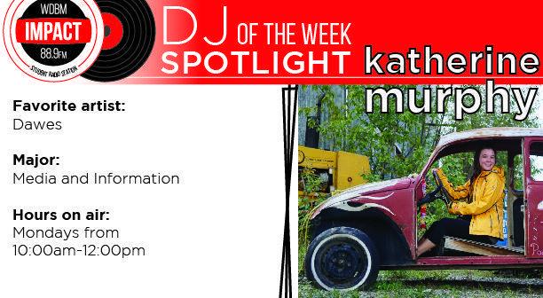 DJ Spotlight of the Week | Katherine Murphy