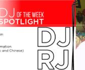 DJ Spotlight of the Week | DJ RJ