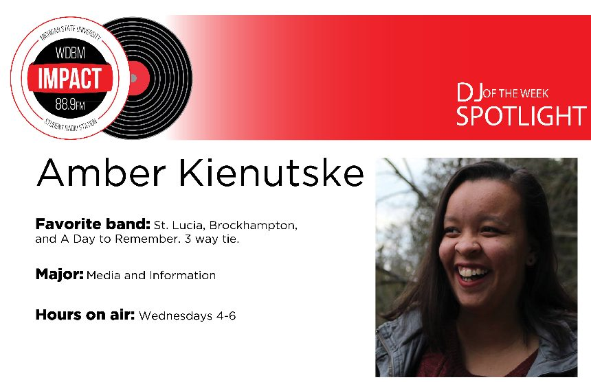 DJ Spotlight | Amber Kienutske