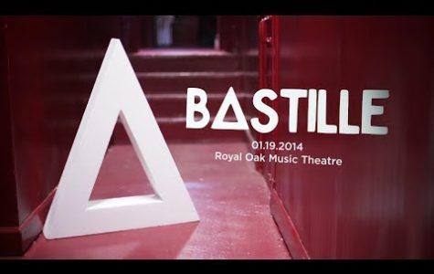 VIDEO PREMIERE: Bastille Backstage @ Royal Oak Music Theatre