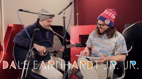 VIDEO PREMIERE: Interview with Dale Earnhardt Jr. Jr.