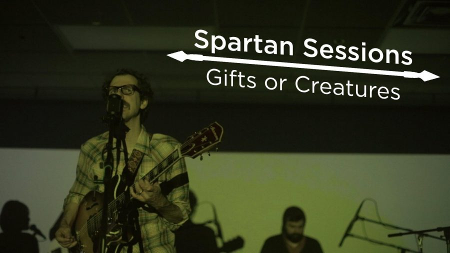 VIDEO PREMIERE: Spartan Sessions: Gifts or Creatures - Blind Pigs