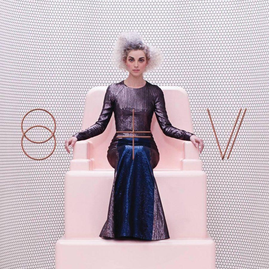 Album+Review%3A+St.+Vincent%27s+Self-Titled