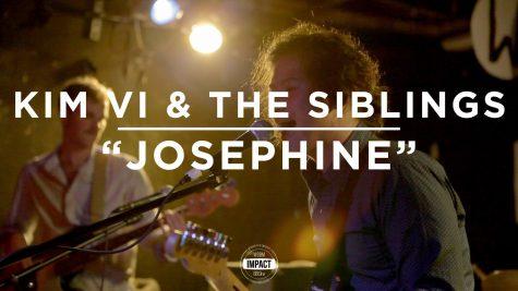 "VIDEO PREMIERE: Kim Vi & The Siblings – ""Josephine"" (Live @ Mac's Bar)"