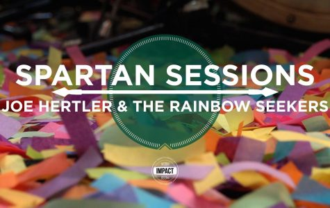 VIDEO PREMIERE: Spartan Sessions: Joe Hertler & The Rainbow Seekers -
