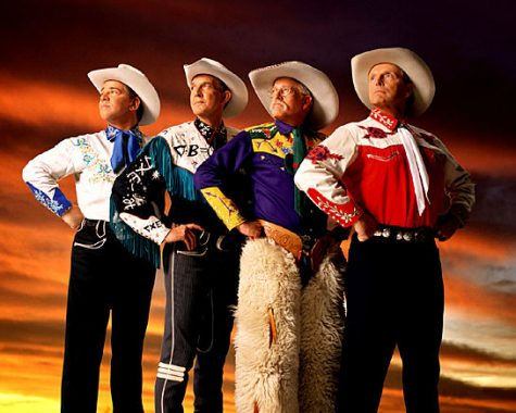 Riders in the Sky combine comedy and western music for more than 30 years