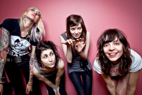The Coathangers - Follow Me