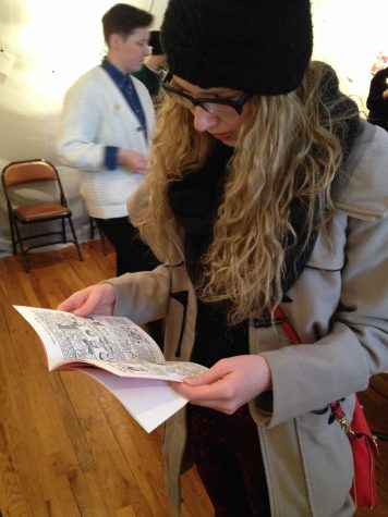 Zine community aims to be inclusive