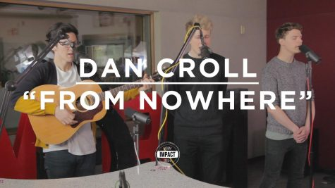 "VIDEO PREMIERE: Dan Croll – ""From Nowhere"" (Live @ WDBM)"