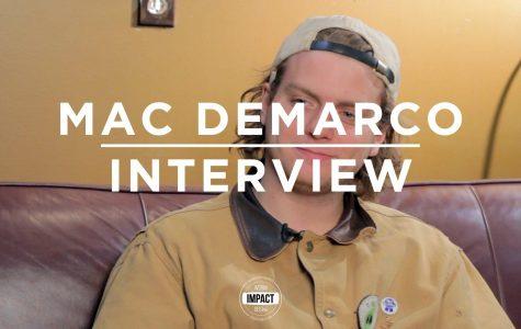 VIDEO PREMIERE: Mac Demarco Eats….Baby Food?!