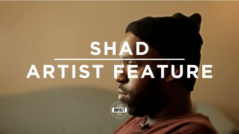 VIDEO PREMIERE: Shad – Artist Feature