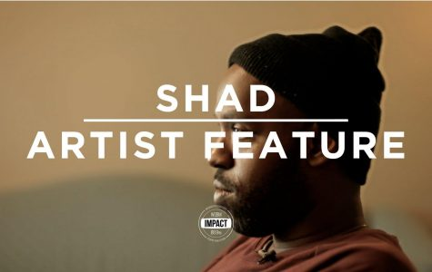 VIDEO PREMIERE: Shad - Artist Feature