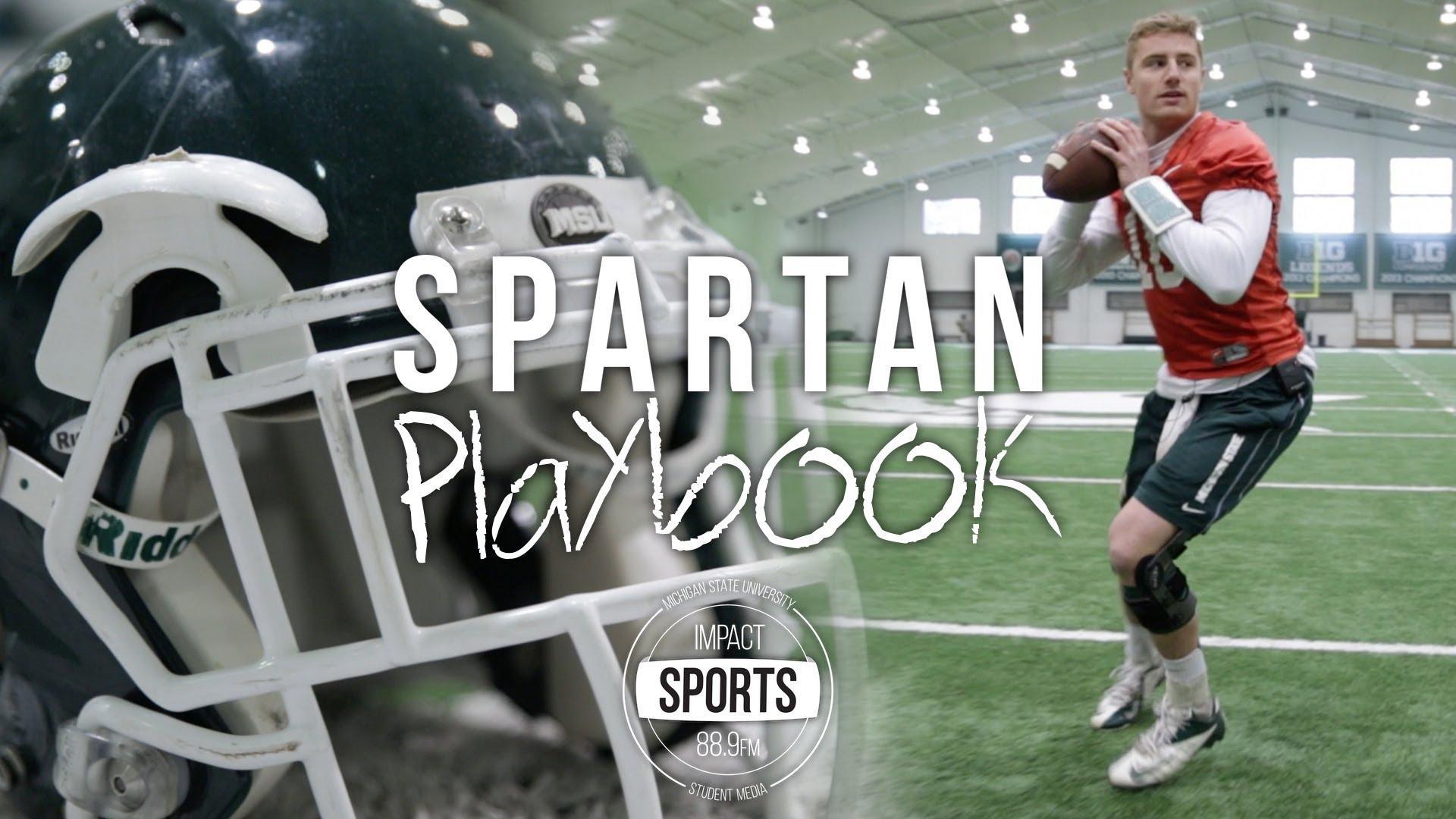 Spartan Playbook: Three-Step Drop - Connor Cook
