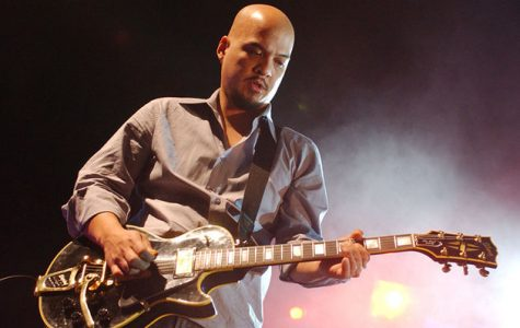 Interview with Joey Santiago of the Pixies