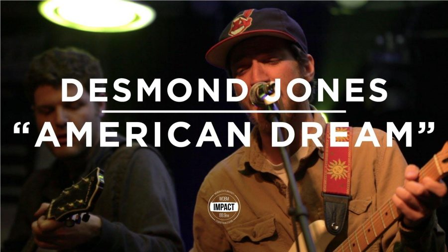 VIDEO PREMIERE: Desmond Jones -