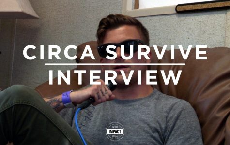 VIDEO PREMIERE: Circa Survive Interview @ Common Ground