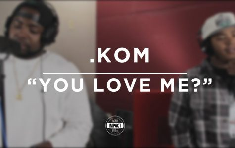 VIDEO PREMIERE: .Kom - You Love Me? (Live @ WDBM)