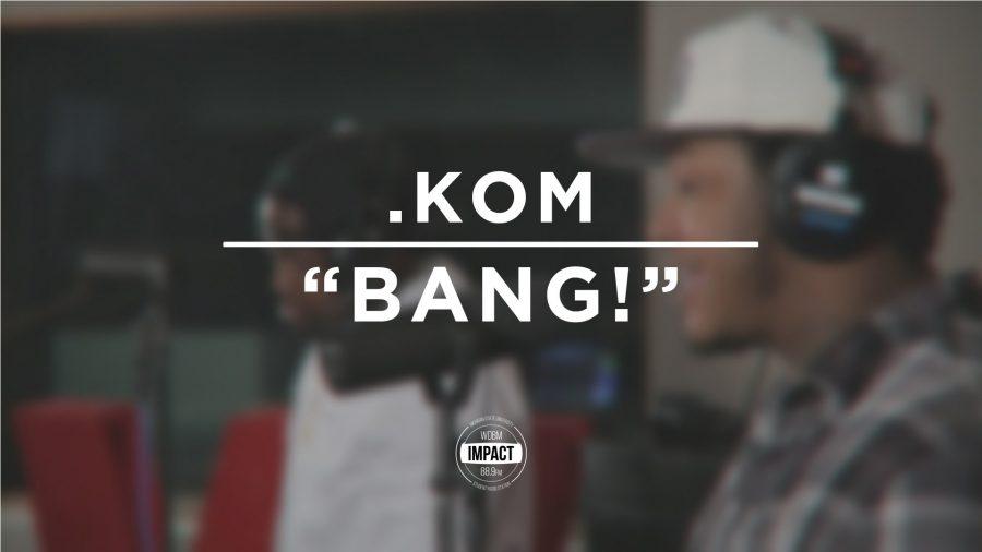 VIDEO PREMIERE: .Kom -