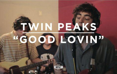 "VIDEO PREMIERE – Twin Peaks – ""Good Lovin'"" (Live @ WDBM)"