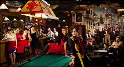 Lansing Unionized Vaudeville Spectacle CD Release