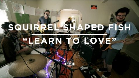 """VIDEO PREMIERE: Squirrel Shaped Fish – """"Learn to Love"""" (Live @ Hayford House)"""